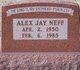 Alex Jay Neff