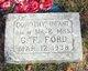 Dorothy Ford