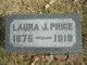 Laura <I>Jones</I> Price