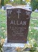 """George Thoburn """"Toke"""" Allan"""