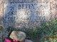 """Profile photo:  Elizabeth Aline """"Betty"""" <I>Jackson</I> Blanke"""