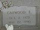 Garwood E Busby