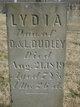 Profile photo:  Lydia Dudley