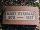 Profile photo:  Mary <I>Reiter</I> Dykeman