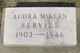 Profile photo:  Audra <I>McKern</I> Servies