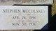 "Stephen ""Steve"" McColskey"