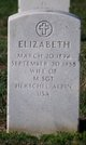 Profile photo:  Elizabeth Albin