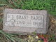 U.S. Grant Rader