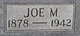 Joe Marvin Anderson