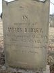 Profile photo:  Moses Dudley, Sr