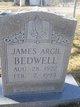 Profile photo:  James Argyl Bedwell