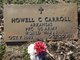 Profile photo: PFC Howell C. Carroll