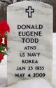 Donald Eugene Todd