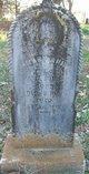 Mary Ann Elizabeth <I>Cunningham</I> Bush