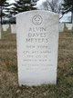 "Alvin Daves "" "" <I> </I> Meyers,"