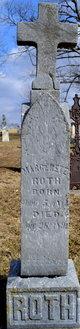 Margarete <I>Sellinger</I> Roth
