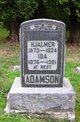 Hjalmer Adamson