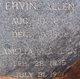 Ervin Allen