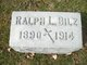 Profile photo:  Ralph L Bilz