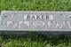 "Profile photo:  Alberta Rosemary ""Burda"" <I>Korb</I> Baker"