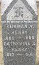 Catherine S. <I>Kinzler</I> Henry