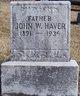 John Wilmer Haver
