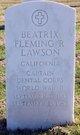 Beatrix Fleming Lawson