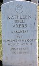 Kathleen Bell Akers