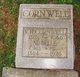 Profile photo:  Vernon H. Cornwell