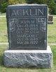 John M. Acklin