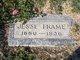Jesse Lee Frame