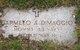 Profile photo:  Carmelo A DiMaggio