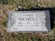 Tommie Mae <I>Nicholas</I> Nichols