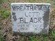 Wreatha Ann <I>Lott</I> Black