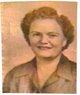 "Profile photo:  Willie Mae ""Ruby"" <I>Salter</I> Hartley"