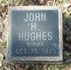 John H Hughes