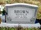Bernice B Brown