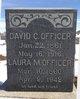 David C Officer