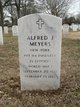 Alfred J Meyers