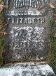 Elizabeth <I>Timmon</I> Beck