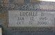 Ivy Lucille <I>Blackwell</I> Delaughter