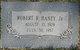 Robert Randolph Haney, Jr