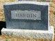 Eliza Catherine <I>Bowers</I> Hardin