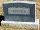 Nellie Pearl <I>Goad</I> Hardin