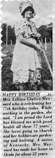 Lillian Glatice <I>Stamper</I> Maynard