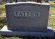 Bessie Evelyn <I>Griffin</I> Patton