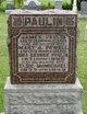 Mary Jane <I>Powell</I> Paulin