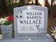 Profile photo:  William Warren Wallace