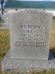 Profile photo:  A G Wilborn
