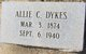 Profile photo:  Allie Cornelia <I>Cheshire</I> Dykes